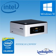 M1.6 Mini PC Intel N3050 / Intel NUC / 4Gb / 500Gb HDD / wi-fi/bluetooth / W10H