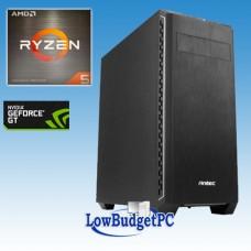 PA4.3 AMD 1500X / B350 / DVDRW / 250SSD / GT1030  / 8GbDDR4 / CR / 500W