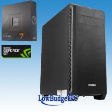 PA5.3 AMD 1700  / B350 / DVDRW / 250SSD / GT1030 / 8GbDDR4 / CR / 500W