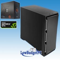 PA6.3 AMD 1800X / X370 / RX560 / 16Gb / 250SSD / 600W