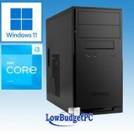 R1.2 Intel I3 / H510 / DVD-RW / CR / 480SSD / 8Gb / W10H