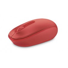 Microsoft WRL Mobile Mouse 1850 Flame Red