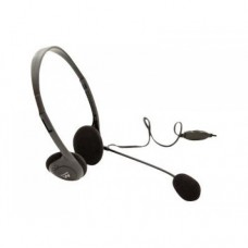 EWENT Headset with mic basic
