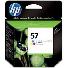 HP 57 - C6657AE - print cartridge - 1 x colour (cyan, magenta, yellow)