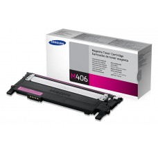 Samsung CLT-M406S - Toner cartridge - 1 x magenta - 1000 pages
