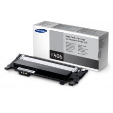 Samsung CLT-K406S - Toner cartridge - 1 x Black - 1500 pages