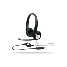 Stereo Headset H390 Logitech, usb