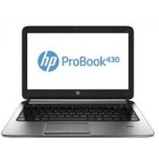 HP Probook 430 13.3/i5-4300/4gb/128gb SSD /W10pro upg