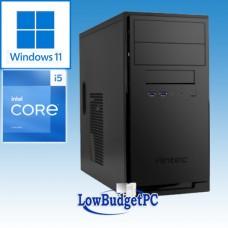 R2.0 Intel I5-11400 / H510 /SSD480 / CR / 8Gb / W10H