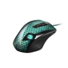 Sharkoon muis Drakonia groen/zwartmit elf toetsen