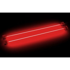 Revoltec RM124 neonverlichting rood Twin-Set