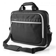17/18 inch Notebooktas Luxe, zwart