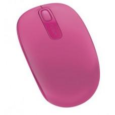 Microsoft WRL Mobile Mouse 1850 Magenta Pink