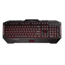 ASUS Cerberus Keyboard USB ,Zwart