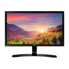 LG 24MP58VQ-P LED IPS 24inch 16:9 1920x1080250 cdm2 1000:1 5ms HDMI DVI-D VGA Black