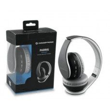CONCEPTRONIC Headset PARRIS Wireless Bluetooth black