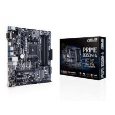 ASUS PRIME B350M-A uATX AM4 Socket 4xDIMM max. 64GB DDR4 PCI-E DisplayPort HDMI