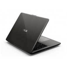 ASUS X705UA-BX075T 17.3i HD+ AG Grey i3-7100U 4GGB 256G SSD w/o ODD Win10
