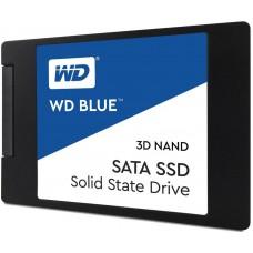 WD Blue SSD 500GB SATA III 6Gb/s 2,5Inch 7mm NAND