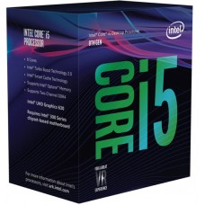 INTEL Core i5-8400 3,80GHz LGA1151 9MB Cache Boxed CPU