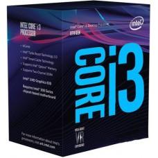 INTEL Core i3-8350K 4GHz LGA1151 8MB Cache Boxed CPU
