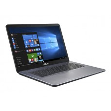 ASUS X705UA-BX203T 17.3i HD+ AG Grey i5-8250U 4GB 500G 5400R+128G SSD Win10 VGA webcam 802.11ac