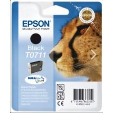 Epson T0711 Zwart 7,4ml