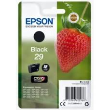 Epson T29 Zwart 5,3ml