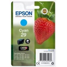 Epson T29 Cyaan 3,2ml