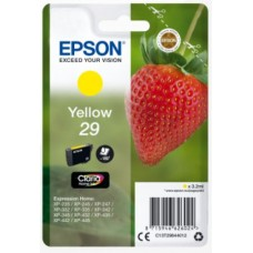 Epson T29 Geel 3,2ml