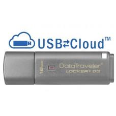 Kingston Flash Drive DataTraveler Locker 16GB