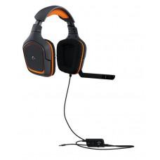 Logitech Gaming Headset G231 zwart/Oranje