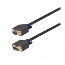 VGA aansluit kabel m/m 2 meter