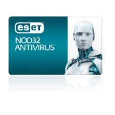 ESET NOD 32 Antivirus voor 1 user 1 jaar, licentiecode