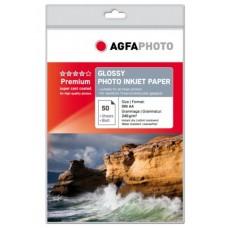 Agfa Fotopapier A4 Glossy 50vel