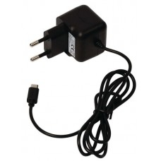 Valueline Micro USB AC charger Micro B USB male - AC  zwart