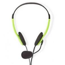 Headset On-Ear Groen
