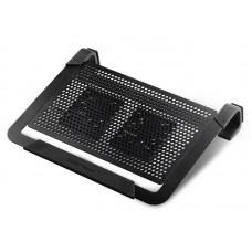 CoolerMaster Notepal U2 Plus Black Cooler 15/17i