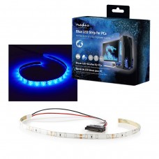 Nedis Gaming LED Light Strip Blue 40 cm , SATA Powered