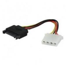 4pins modulair naar 15pins SATA voedingsconnector