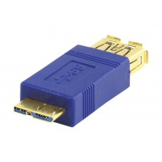 ADAPTER USB 3.0 (f) - micro B (m)