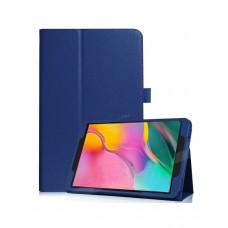 Samsung Galaxy Tab A 2019 flip hoes - Donker Blauw