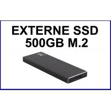 Externe SSD M.2 500GB