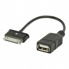Valueline OTG USB(f) - 30 pin Samsung